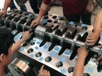 overhaul multi stage pump