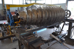 machine overhaul sixth
