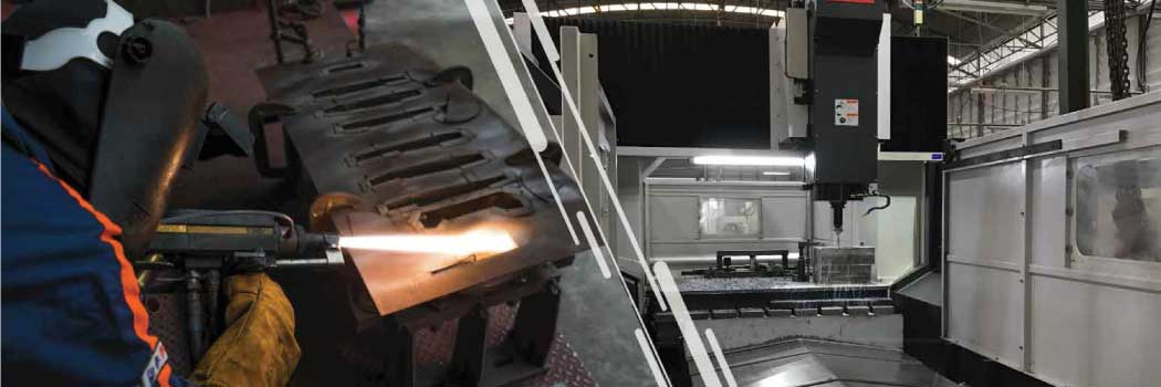 พ่น Tunsten carbide