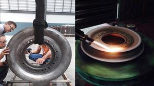 compressor disc