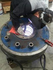 Bundle Head Compressor pump